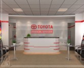 reception toyota